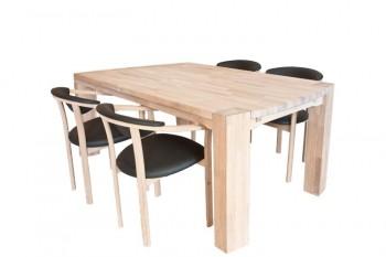 Barcelona spisebord 100x150cm