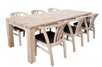 Paris spisebord 100 x 250 cm